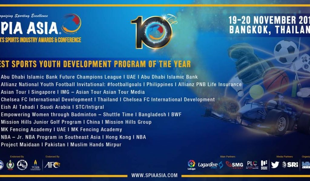 SPIA ASIA'S SPORTS INDUSTRY AWARDS 2018 – MK FENCING ACADEMY FINALIST