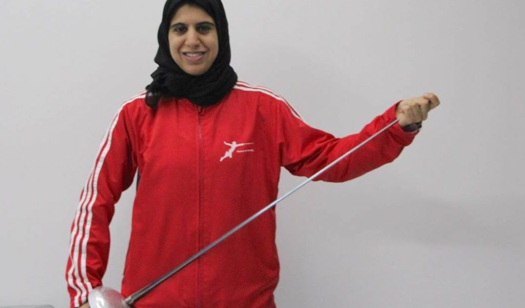 IMPRESSED WITH A GREAT LOVE FOR SPORT – Asmaa Al – Janahi Story!