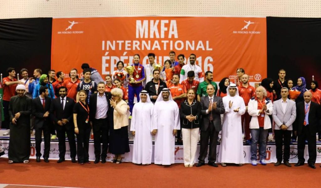 MK Fencing Academy International Epee Cup 16-17.12.2016