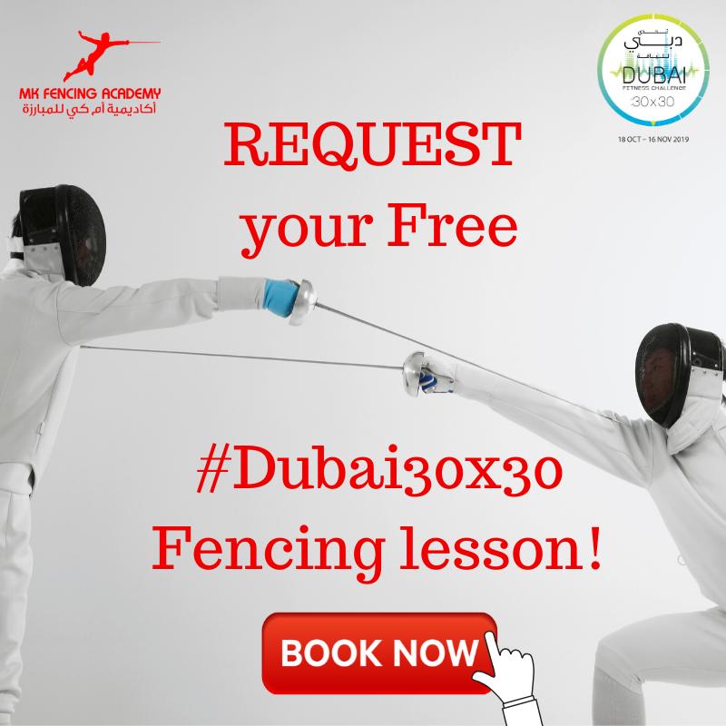 MKFA And Dubai Fitness Challenge 2019 #Dubai30x30