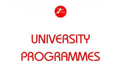 University Programmes