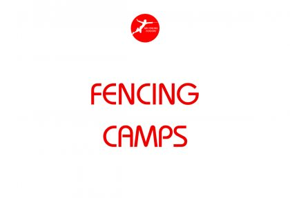 Fencing camps for kids Dubai and UAE