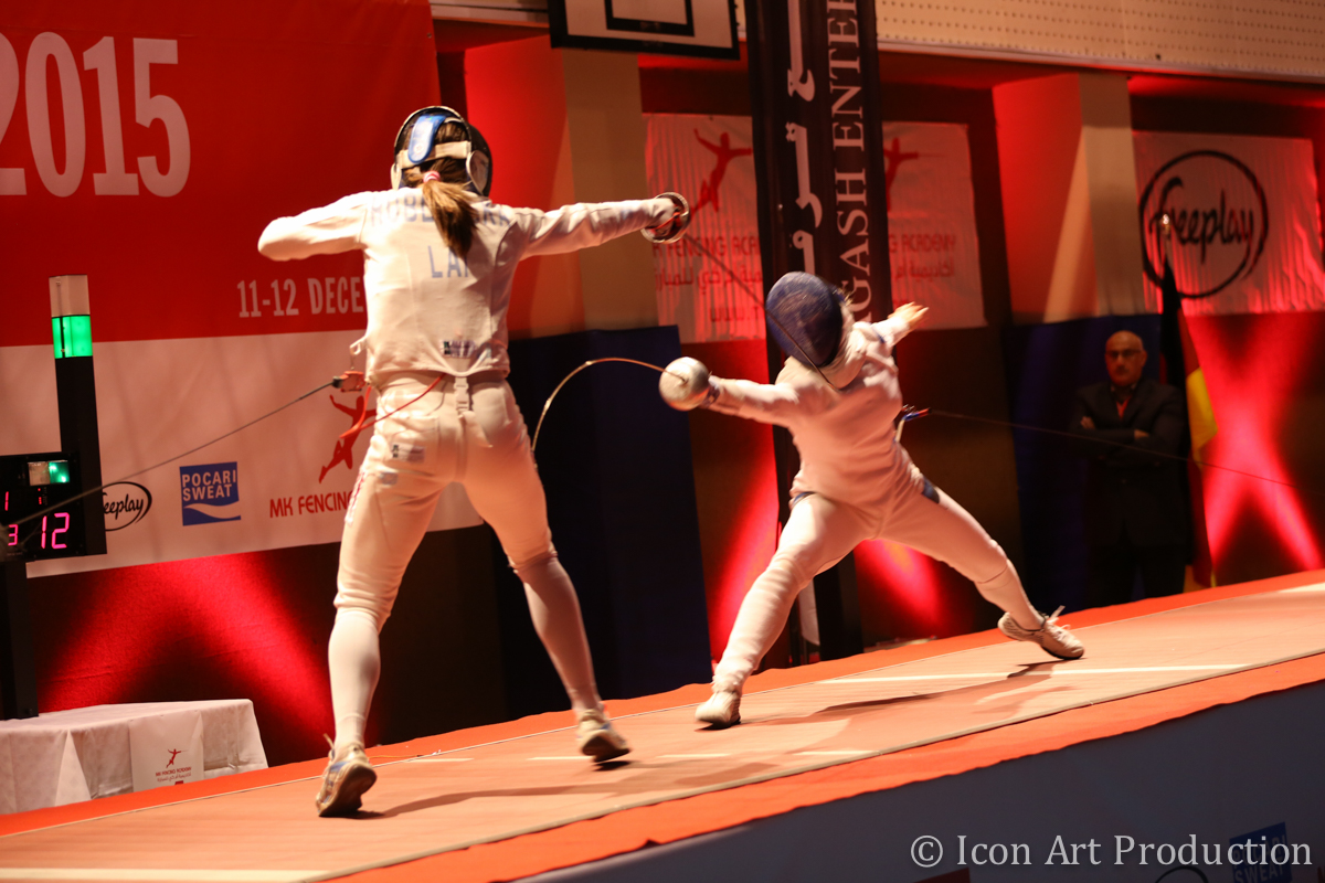 MK Fencing Academy International Epee Cup 2015